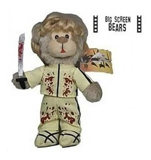 Kill Bill Teddy Bear Neca Unico