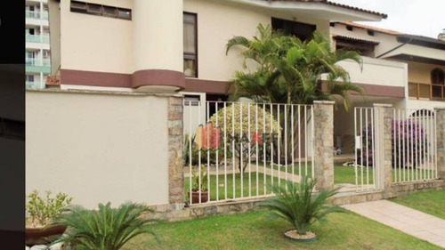 Casa Com 4 Dormitórios À Venda, 374 M² Por R$ 1.950.000,00 - Freguesia (jacarepaguá) - Rio De Janeiro/rj - Ca0111