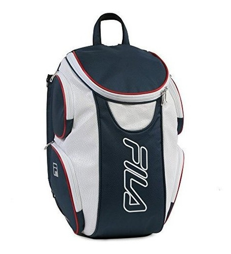 Fila Ultimate - Tenis Con Bolsillo Para Zapatos Rojo / Blanc