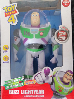 Juguete Buzz Ligthyear,serie Toy Story 4