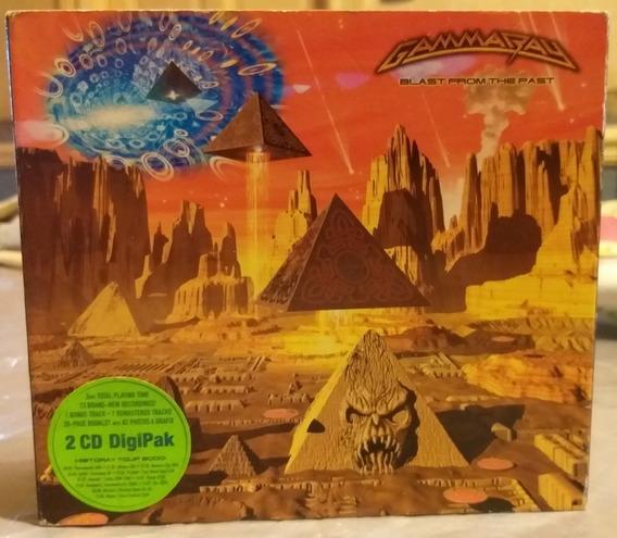 Gamma Ray Blast From The Past - Cd Doble (importado)