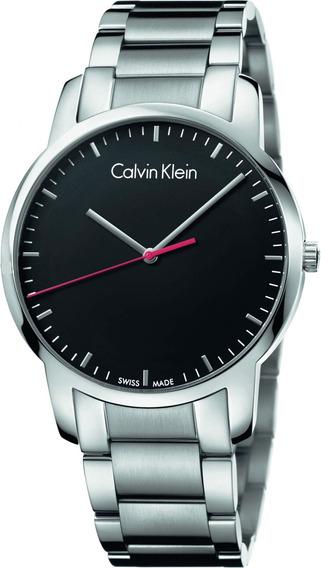 Reloj Original Caballero Marca Calvin Klein Modelo K2g2g141