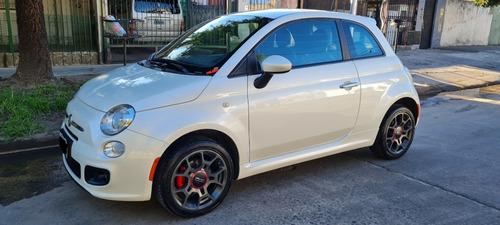 Fiat 500 Sport  Bose