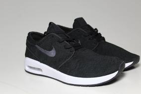 Tenis Nike Sb Air Max Janoski 2 Black/anthracite White - 10