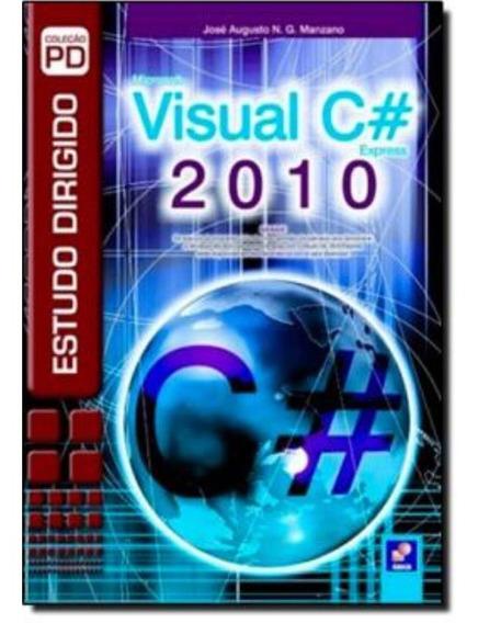 Estudo Dirigido De Microsoft Visual C# 2010 Express