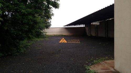 Imagem 1 de 16 de Terreno Para Alugar, 351 M² Por R$ 1.750,00/mês - Ipiranga - Ribeirão Preto/sp - Te0748
