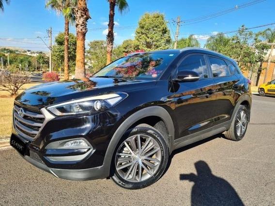 Hyundai Tucson Gl 4x2 2wd 1.6 Mpfi 16v, Fos5256