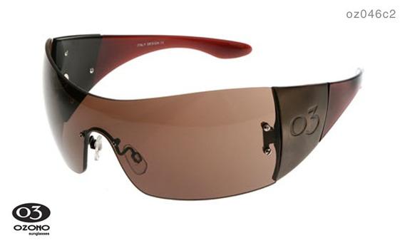 Ozono Gafas Placas Envolventes