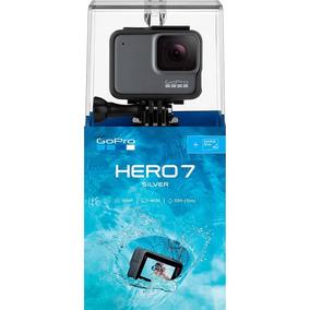 Câmera Gopro Hero7 Silver 4k, Gps, Chdhc-001 Original Gopro