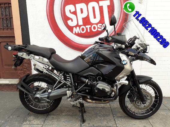 Bmw R 1200 Gs Premium Triple Black - 2012/2012