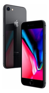Apple iPhone 8 64gb Tela Retina 4.7 12mp/7mp Ios 11