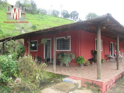 Sítio Com 4 Dormitórios À Venda, 30000 M² Por R$ 460.000 - Si0026
