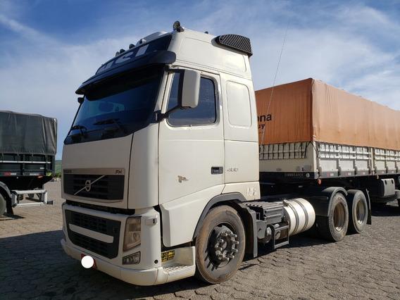Volvo Fh460 Globet. 6x2 I-shift 2013/14 C/ 720 Mil Km = Mb