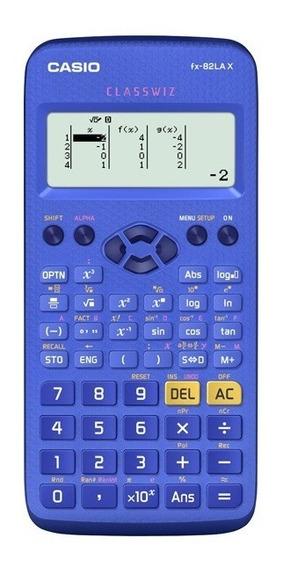 Calculadora Cientifica Classwiz Casio Fx-82lax 274 Bu Tienda