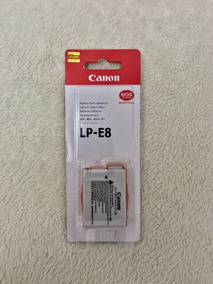 Bateria Canon Lp-e8 Original