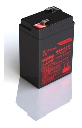 Bateria 6v Para Balança Urano Toledo Filizola
