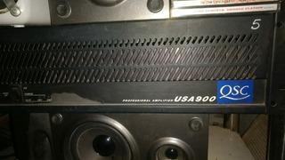 Potencia Qsc 900