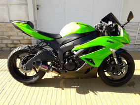 Vendo Kawasaki Zx6r