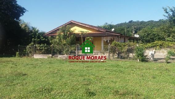 Chácara Com 3,5 Alqueires, Plano, Lago E Riacho. Ref: 0046