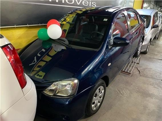 Toyota Etios 1.5 Xs Sedan 16v Flex 4p Manual