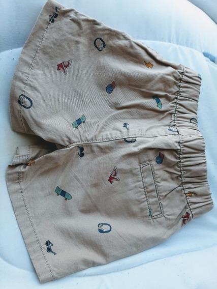 Shorts Carter 9 Meses