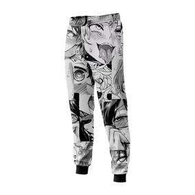 Pantalón Joggins Ahegao N2 Full Print