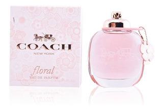 Perfume Import Coach Floral Edp 90ml Original