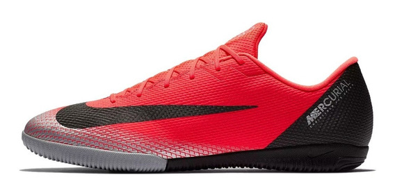 Chuteira Nike Mercurial Vapor 12 Academy Cr7 Ic Futsal Xii