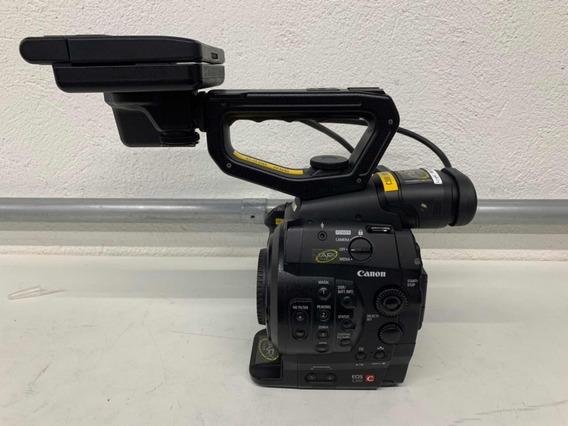 Canon Eos C300 Mki - Ef / Pl Mount