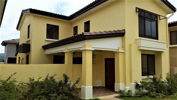 Casa En Alquiler Panamá Pacifico, River Valley Linea Blanca