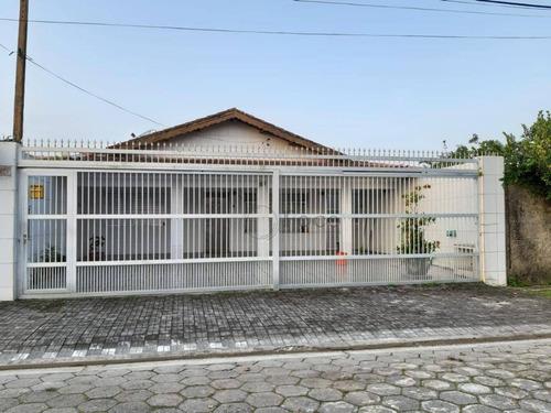 Imagem 1 de 19 de Casa, 157 M² - Venda Por R$ 420.000,00 Ou Aluguel Por R$ 2.200,00/mês - Balneário Itaoca - Mongaguá/sp - Ca0958
