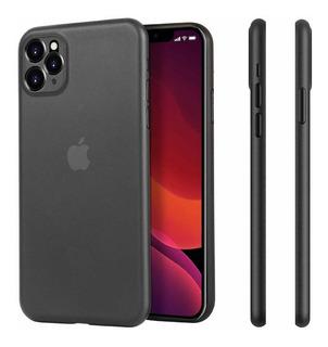 Funda Mate Ultra Fina iPhone 11 / Pro / Max