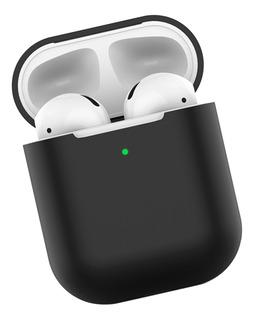 Funda Protectora De Silicona Para Auriculares Apple Airpod