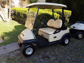 Lote De Carritos De Golf Club Car Precedent Mod 2008