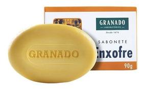 Granado Sabonete Facial Enxofre 90g