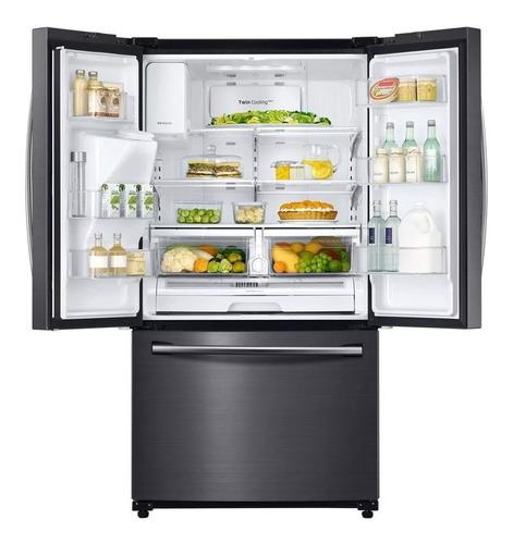 Refrigerador Samsung® Rf263beaesg/ap (26p³) Nueva En Caja