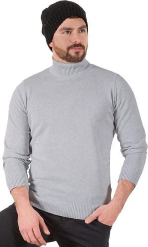 Buzo O Saco De Hombre ( Cuello Tortuga ) Producto Nacional