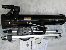 Telescópio Rf 76mm Toya Polaris Rf 76l Thp-675x