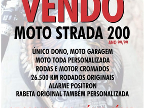 Honda Cbx200 Strada