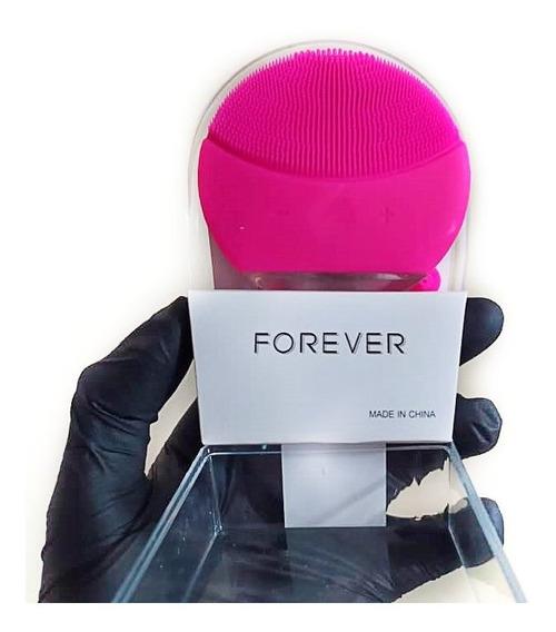 Cepillo Limpiador Masajeador Facial. Recargable (7v)