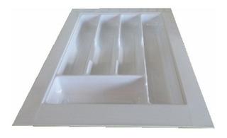 Cubiertero Organizador Plastico 34,5 X 48 - Cajon De Cocina