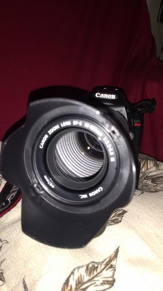 Canon Eos T2i + 18-135 Grip Meik 2 Bat Origi Controle Remoto