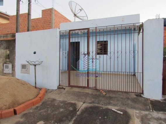 Casa Com 1 Dormitório À Venda, 100 M² Por R$ 165.000,00 - Jardim Amanda Ii - Hortolândia/sp - Ca0507