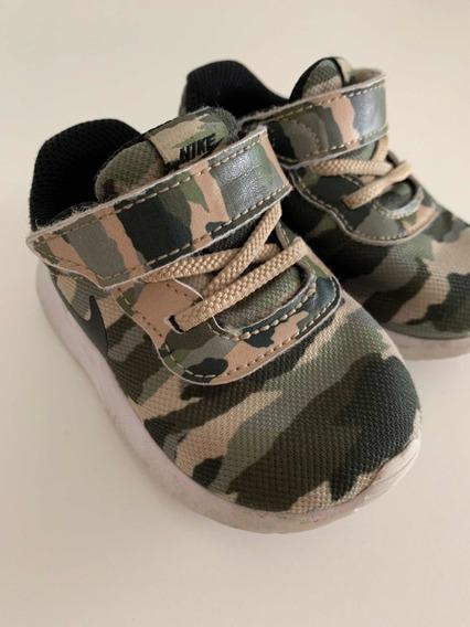Zapatillas Nike Tanjun Print (tdv) Bebes 833673-201