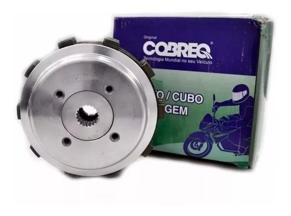 Kit Embreagem Completa Cg 150 Titan Todos Anos Cobreq 002-ke
