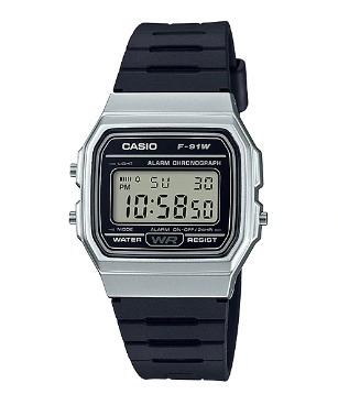 Relógio Casio F-91wm-7adf 0 Magnifique