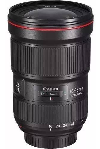 Lente Canon Ef 16-35mm F/2.8 L Iii Usm