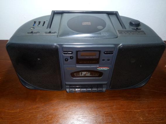 Rádio Gravador Crown Modelo Pd-922