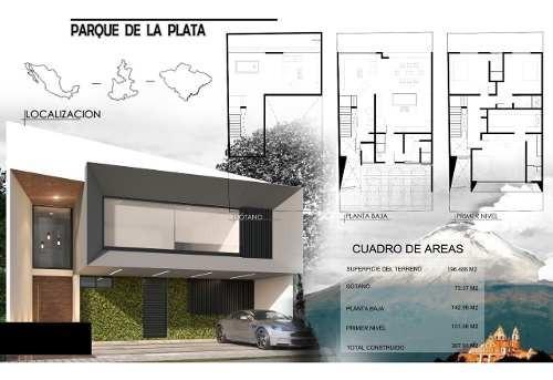 Venta Casa Parque De La Plata Lomas De Angelopolis Puebla