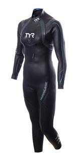 Traje De Neopreno Tyr Triathlon Hurricane Cat 2 Mujer Oferta